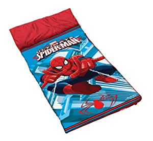 Marvel 79203 - Saco De Dormir Spiderman (Smoby)