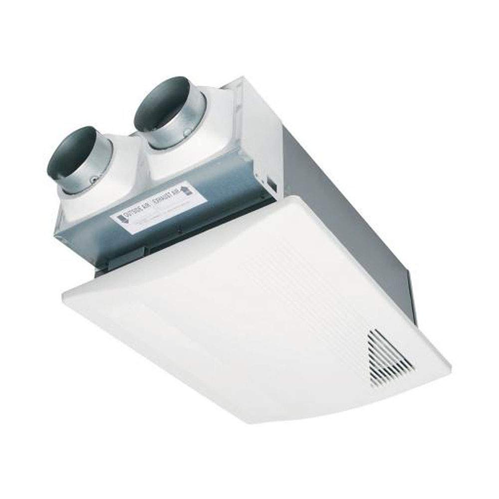 Panasonic FV-04VE1 WhisperComfort™ Spot ERV Ceiling Insert Ventilator with Balanced Ventilation and Patent-Pending Capillary Core