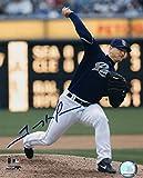 Autographed Trevor Hoffman Photo - 8x10 W Coa - Autographed MLB Photos