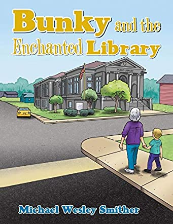 Bunky and the Enchanted Library