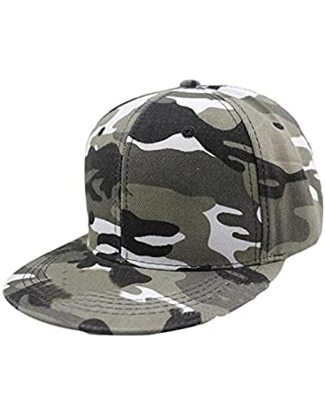 Clearance Men Women Camouflage Baseball Cap Hip Hop Dance Hat c655da2143d1