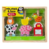 ALEX Toys Little Hands Mix Pila y Granja