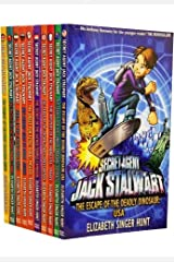 Secret Agent Jack Stalwart 10 Books Set Collection (Childrens Books, Age 6 To 11, Spy Agent books) Paperback