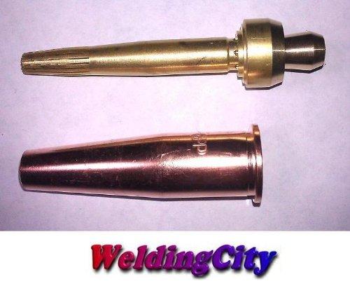 Propylene Cutting Tip - WeldingCity Propylene Cutting Tip 3-GPP #2 3-GPP-2 Size 2 for Victor Oxyfuel Torch