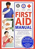 img - for First Aid Manual book / textbook / text book