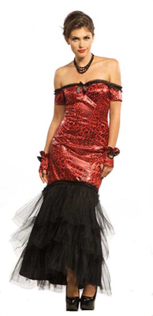 Lip Service Leopard Liaisons Convertable Dress Leopard Print Corset Back