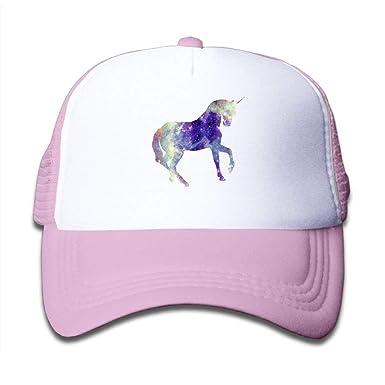Jocper Sombrero de Camionero Ajustable Unicornio Coloreado para ...