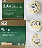 Advocare Herbal Cleanse & Peach & Cream Fiber Kit + BMI Calculator.>Herbal Cleanse 20 Capsules & Fiber 10 Pouches