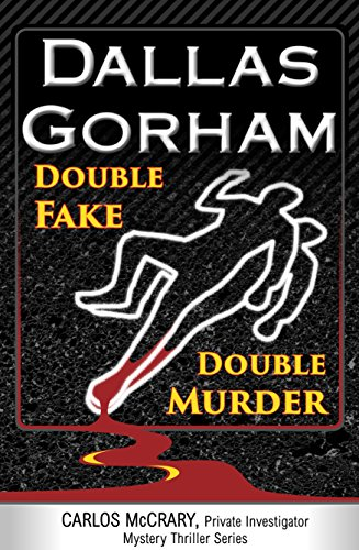 Double Fake Double Murder by Dallas Gorham ebook deal