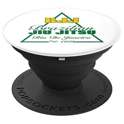Amazon Com Bjj Established Rio Popsockets Grip And Stand