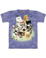 The Mountain Kids Ten Kittens T-Shirt