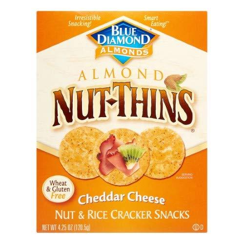 Nut & Rice Cracker Snacks (Pack of 36)