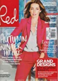 Red Mag UK October 2012,Louise Redknapp,John Taylor, Eat Smart, Autumn Hit List.