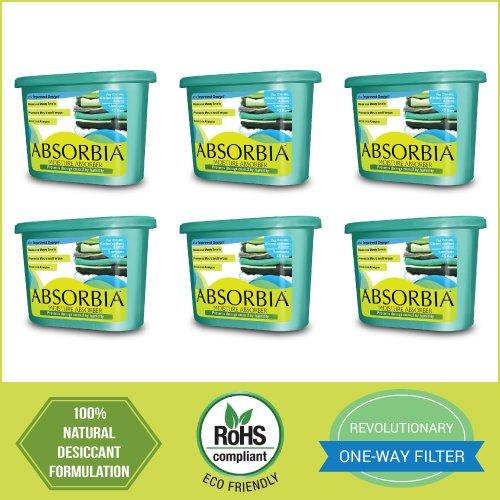 ABSORBIA Moisture Absorber- Season pack