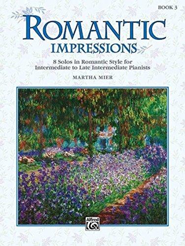 Book Impressions (Romantic Impressions, Bk 3)