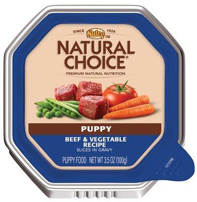 Nat3.5OZ Beef/Veg Food