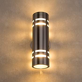 Progress Lighting P5675 20 5 Inch Up Down Cylinder With