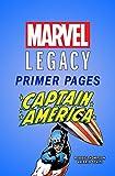 Captain America - Marvel Legacy Primer Pages (Captain America (2017-))