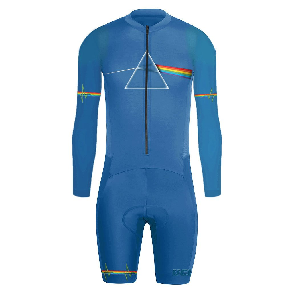 Uglyfrog Designsメンズショートトライアスロンスーツ/Trisuit Cycling Skinsuits Speedsuit圧縮可能な通気性&クイック乾燥のバイキングWear SizeSize Small(7-10 Days Production) カラー32 color 32 B07DX12VZY