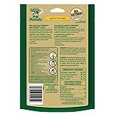 GREENIES PILL POCKETS Soft Dog Treats, Grain Free Duck & Pea, Tablet, 2.6 oz.