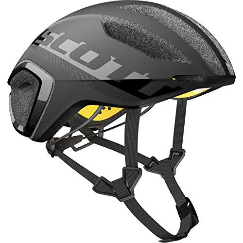 Scott Cadence PLUS Bike Helmet – Black Medium