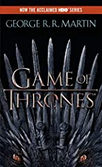NOW THE ACCLAIMED HBO SERIES GAME OF THRONES—THE MASTERPIECE THAT BECAME A CULTURAL PHENOMENON Winter is coming. Such is the stern motto of House Stark, the northernmost of the fiefdoms that owe allegiance to King Robert Baratheon in far-off ...