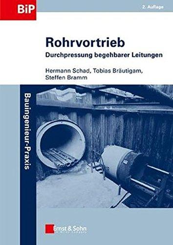 Download Rohrvortrieb (German Edition) pdf epub