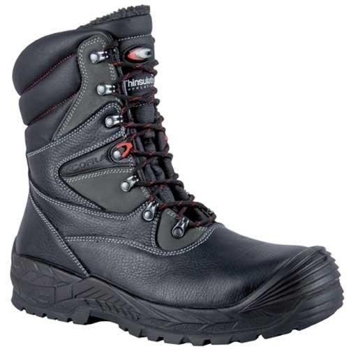 Cofra 13580-000.W39 Nikkar S3 WR CI HRO SRC Chaussures de sécurité Taille 39 Noir