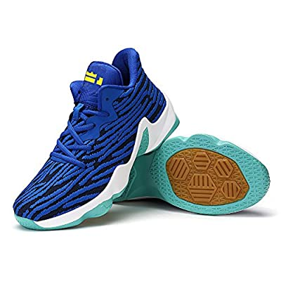 No.66 Town Couple Men's Women's Basketball Shoes