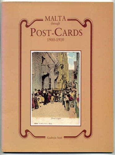 - Malta Through Postcards 1900-1910