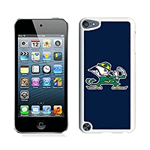 Notre Dame Fighting Irish (2) White Cool Customized Design iPod Touch 5 Case