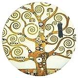 """Buttonsmith Gustav Klimt Art 1.25"""" Magnet Set"""