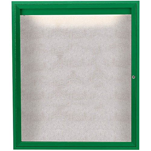 Lighted Outdoor Bulletin Boards