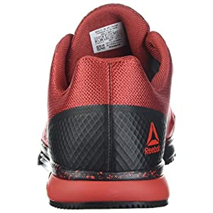 Reebok Men's Speed TR 2.0 Sneaker, Rich Magma/Black/Primal Red, 9.5 M US