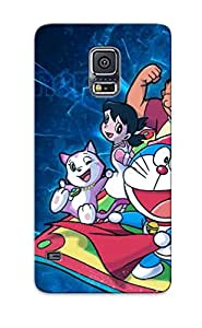 Awesome Design Download Doraemon At1024 Original Ize Hard Case Cover For Galaxy S5