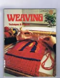 Weaving: Techniques & Projects, (A Sunset Hobby & Craft Books)