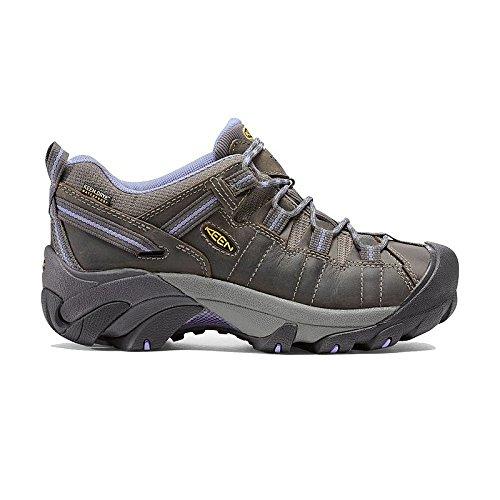 KEEN Women's Targhee II Outdoor Shoe, Magnet/Periwinkle, 8 M US