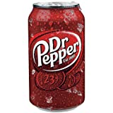 Dr. Pepper - 32/12 oz. cans
