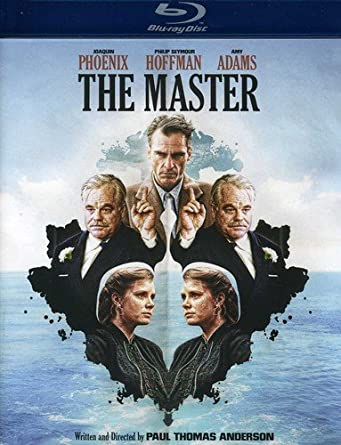 Image result for the master blu ray""