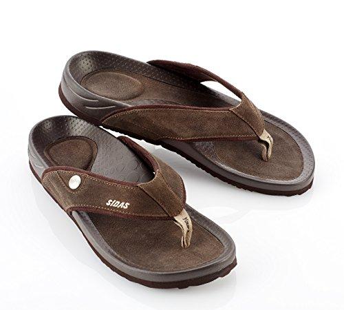 coolday para marrón oscuro Hombre Sidas nbsp;Zapatos nbsp;– BnTA8wxndq