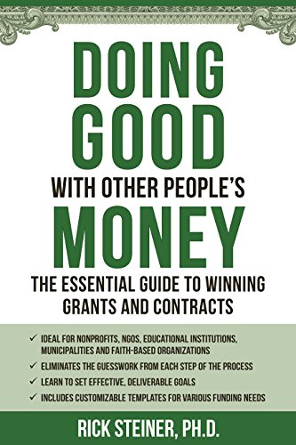 Amazon doing good with other peoples money the essential doing good with other peoples money the essential guide to winning grants and contracts by fandeluxe Images