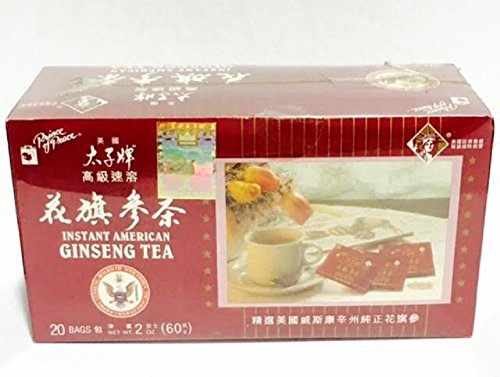 Prince of Peace Instant American Ginseng (American Ginseng Instant Tea)