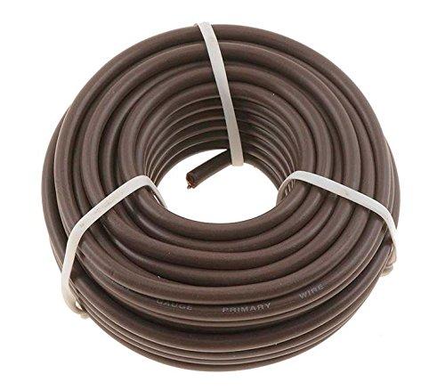 Dorman Help! 85717 Wire Brown 14 Gauge 20' (Brown Speaker Wire compare prices)