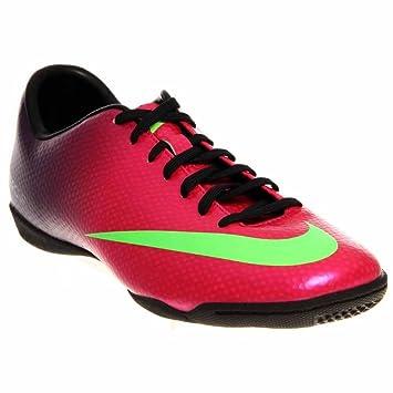 Nike Mercurial Victory IV IC botas de fútbol para hombres  Amazon.es ... 6991aaa1347a4