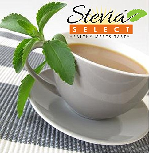 Stevia powder (1LB) Stevia Select Pure Stevia Extract-Bulk Stevia Organic, Kosher, Non-GMO Certified- Best tasting Available Guaranteed! by Stevia Select (Image #1)