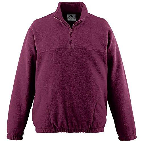 Augusta Sportswear MEN'S CHILL FLEECE HALF-ZIP PULLOVER L - Chill Augusta Fleece