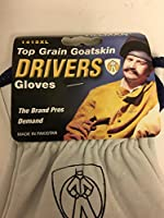 Tillman 1415 Unlined Top Grain Goatskin Drivers Gloves, X-Large