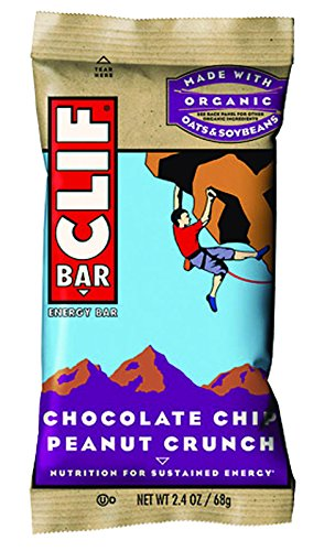 Clif Bar Chocolate Peanut Crunch product image