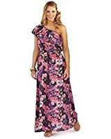 ladies maxi dress plus size summer beach holiday size 8 10 12 14 16 18 20 22