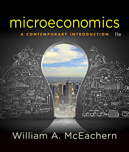 1305505530 - Microeconomics: A Contemporary Introduction